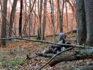 isaac hunting turkey